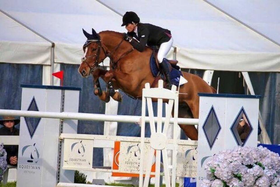 Caroline Price-horse trainer