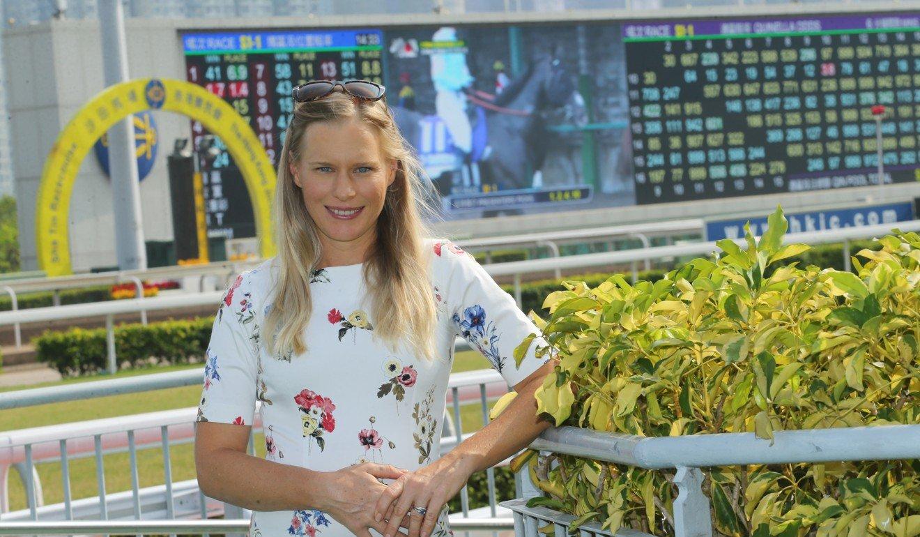 ITR's Amy Taylor at Sha Tin